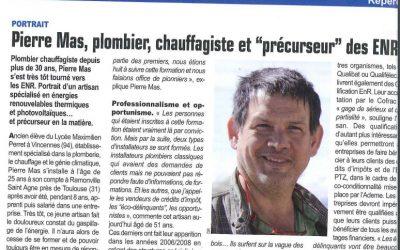 Pierre Mas interviewé par Batirama